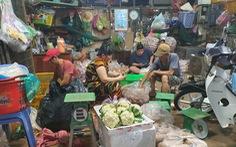Phát hiện ca dương tính COVID-19 lần 1 làm việc trong chợ Bình Điền