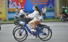 Tháng 9-2021 sẽ đưa xe đạp công cộng vào hoạt động