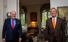 Trung Quốc phản đối 'bữa trưa chưa từng có' giữa Mỹ với Đài Loan