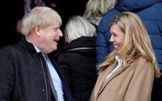 Báo Anh: Thủ tướng Boris Johnson kết hôn