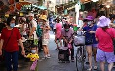 COVID-19 gia tăng, Đài Loan cân nhắc nâng cấp độ chống dịch
