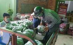 Khoai lang Vĩnh Long kêu gọi 'giải cứu' vì không xuất được sang Trung Quốc