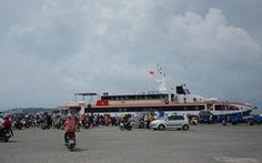 Tổ chức phương án chở khách tuyến Phan Thiết đi đảo Phú Quý