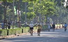 Quận Gò Vấp trong sáng ngày đầu giãn cách xã hội
