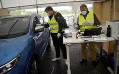 Độc đáo hình thức bỏ phiếu phòng ngừa bệnh COVID-19 tại Phần Lan