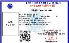 Từ 1-6, được dùng hình ảnh thẻ bảo hiểm y tế trên VssID đi khám, chữa bệnh