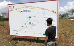 Lâm Đồng làm rõ hoạt động 'dự án' phân lô xẻ nền