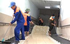 'Biệt đội' bảo vệ hầm Kim Liên