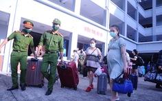 Quảng Nam 'băn khoăn' việc đón các chuyến bay đưa người nhập cảnh về tỉnh