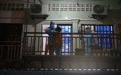 Campuchia có gần 1.000 ca nhiễm mới, từ 'ngày đen tối' thành 'tuần đen tối'