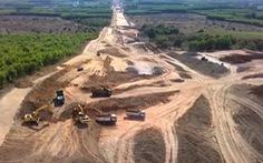 Năm 2025 hoàn thành cao tốc Bắc - Nam phía đông ở những nơi thật cần thiết