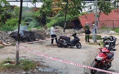 Phát hiện xác một người đàn ông chết cháy dưới chân cầu Đồng Nai