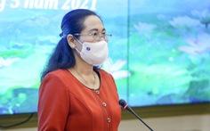 Chủ tịch HĐND TP.HCM Nguyễn Thị Lệ tiếp xúc cử tri tại Củ Chi