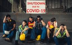 Khoảng 50% người được khảo sát có thu nhập giảm do đại dịch COVID-19