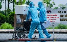 Cách ly y tế Bệnh viện Bệnh nhiệt đới trung ương cơ sở Đông Anh