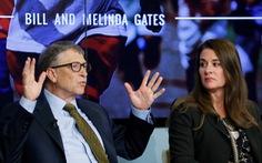 Vợ chồng tỉ phú Bill Gates bắt đầu chia tài sản 145 tỉ USD