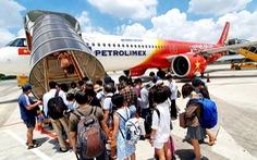 Vietjet báo lãi nhờ đầu tư dự án và dịch vụ hàng không