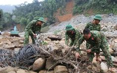 Dự kiến tháng 7 tiếp tục tìm kiếm 11 người mất tích ở thủy điện Rào Trăng 3