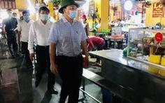 Có 2 ca dương tính, Quảng Nam yêu cầu xét nghiệm diện rộng ở Hội An