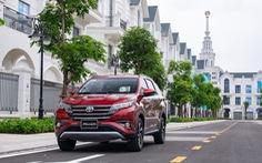 Tăng tiện nghi và ưu đãi cho khách hàng mua xe Toyota Rush