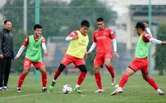HLV Park Hang Seo triệu tập 34 cầu thủ lên đội tuyển U22 Việt Nam