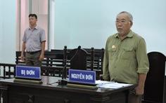 Dân kiện chủ tịch tỉnh, chủ tịch tỉnh không dự tòa 'vì lý do công tác'