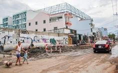 TP.HCM cấm xe một đoạn đường Nguyễn Văn Hưởng hơn 40 ngày