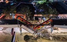 Sập metro ở Mexico 'lộ' ra nhiều vấn đề