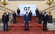 Nhóm G7 đồng lòng lên án Nga và Trung Quốc 'bắt nạt'