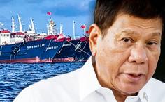 Trung Quốc đẩy Philippines về phía Mỹ