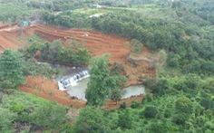 Phạt người tự ý xẻ đất nông nghiệp có view thác 20 triệu đồng
