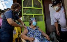Ông Duterte ra lệnh bắt nhốt bất kỳ ai đeo khẩu trang không đúng cách