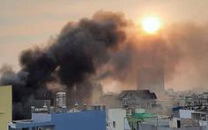 Cháy lớn nhà dân ở quận 11 - TP.HCM, 7 người chết