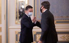 Trước quyết đoán của Nga, Mỹ càng ủng hộ chủ quyền, toàn vẹn lãnh thổ Ukraine