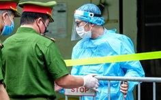 Hà Nội thêm 7 ca  COVID-19, là F1 và F2 của ca bệnh liên quan chuyên gia Trung Quốc