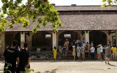 Tạm dừng đón khách tham quan di tích quốc gia đặc biệt Côn Đảo