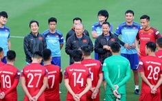 Bóng đá Việt Nam: Dồn sức cho đấu trường World Cup