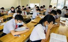 Nhiều trường ở TP.HCM sắp xếp cho học sinh học xong, thi xong trước 9-5