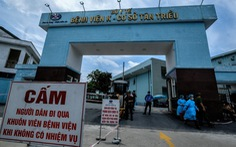 Hỏa tốc: Bộ Y tế yêu cầu rà soát, cách ly người đến, điều trị tại Bệnh viện K từ 22-4 đến 6-5