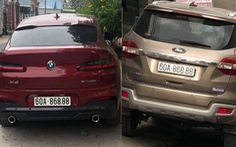 Xuất hiện 2 ô tô trùng biển số 'lộc phát' tại Đồng Nai