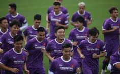 Quế Ngọc Hải: Mục tiêu của đội tuyển Việt Nam là giành 4-6 điểm tại UAE