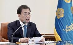 Tổng thống Hàn Quốc: 'Tiêm vắc xin COVID-19 để tỏ lòng hiếu thảo với cha mẹ'