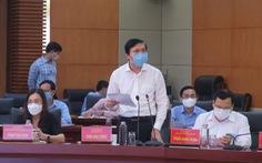 Giám đốc Sở Y tế Hải Phòng bị phê bình vì chậm trễ trong việc phòng chống dịch