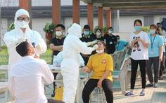 CẬP NHẬT COVID-19 ngày 8-5: Phú Thọ, Quảng Nam, Nam Định, Bắc Ninh thêm 20 ca dương tính