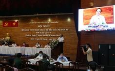 TP.HCM: 3 buổi vận động bầu cử đại biểu Quốc hội trực tiếp gộp vào một buổi trực tuyến