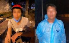 Bắt thanh niên nhập cảnh trái phép, trốn cách ly từ Quảng Bình vào Đồng Nai