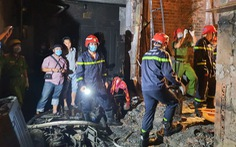 Nguyên nhân ban đầu vụ cháy ở quận 11 làm 8 người chết