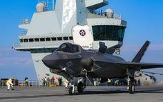 Tàu sân bay HMS Queen Elizabeth ghé Biển Đông, Anh 'xoay trục' về Châu Á?