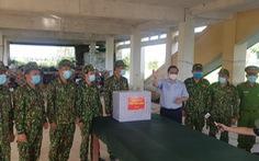 Thủ tướng Phạm Minh Chính thị sát vùng biên giới chỉ đạo phòng chống dịch