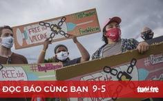 Đọc báo cùng bạn 9-5: Việt Nam có cơ hội lớn nếu bỏ bản quyền vắc xin Covid-19